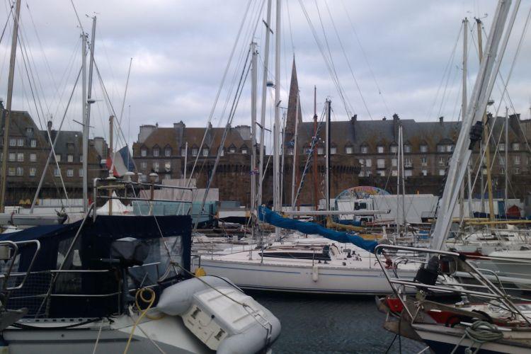Saint-Malo: la vieille ville